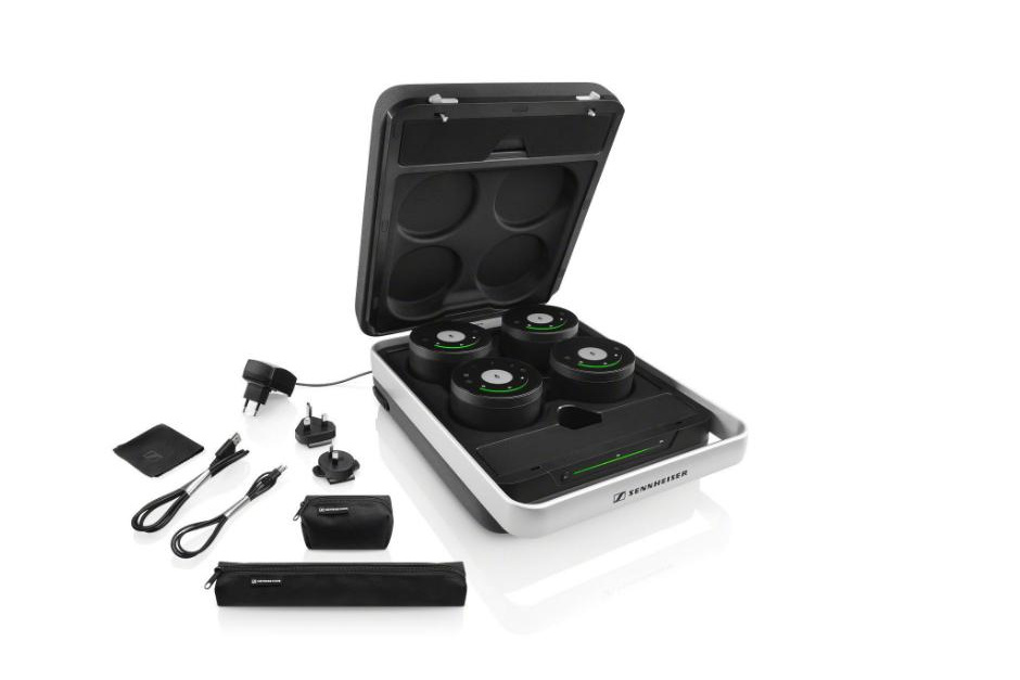 TeamConnect Wireless - Case Set